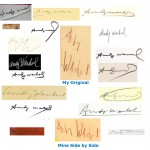 Andy Warhol Signatures