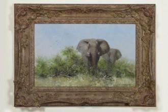 David Shepherd Elephants